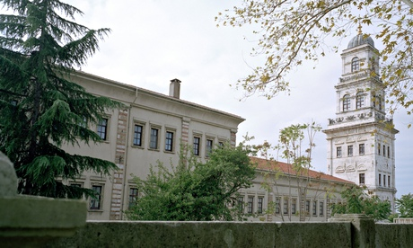 Selimiye Barracks in Istanbul, where the Florence Nightingale museum is located